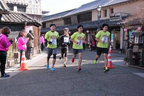 ひなまつりマラソン